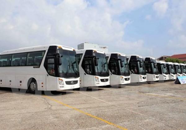 Cho thuê xe du lịch 4-7-16-29-45 chỗ giá rẻ tại Đà Nẵng